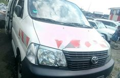 2000 Toyota HiAce Manual Petrol well maintained