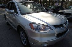 Clean and neat for sale 2008 foreign use Acura RDX