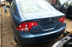 2008 Honda Civic for sale with full auction