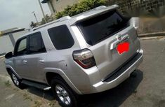 Clean Hot Toyota 4Runner 2014 Gray for sale