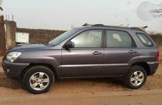 Kia Sportage 2008 Gray for sale