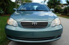 Toyota Corolla 2005 Just Arrived