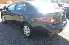 Foreign used Toyota Corolla 2010