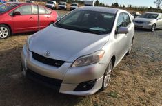 Foreign used Toyota Matrix 2010