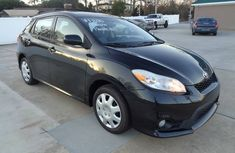 Foreign used Toyota Matrix 2010 sports