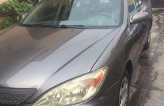 Almost brand new Toyota Camry Petrol 2002