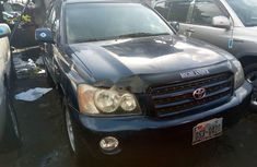 2003 Toyota Highlander Petrol Automatic for sale