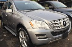Mercedes-Benz ML350 2011 ₦8,500,000 for sale