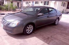 2010 Toyota Avalon Automatic Petrol well maintained