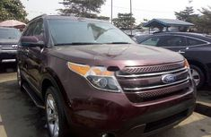 Ford Explorer 2012 Automatic Petrol ₦10,500,000 for sale