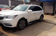 2014 Acura MDX Automatic Petrol well maintained for sale
