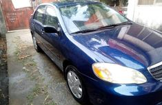2007 Toyota Corolla Automatic Petrol well maintained for sale