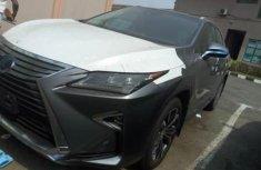 Lexus RX 2017 Petrol Automatic for sale
