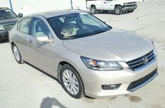 2012 Honda Accord in good condition