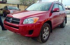 2009 Toyota Rav4 red for sale