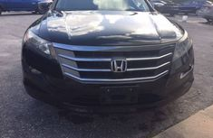 Foreign used Honda Accord Cross tour 2010 Black for sale