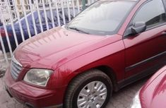 Almost brand new Chrysler Pacifica Petrol 2005 for sale