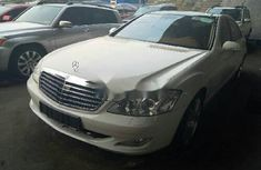 Mercedes-Benz S550 2010 Automatic Petrol ₦10,800,000 for sale