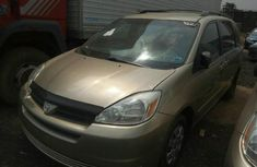 2004 Toyota Sienna for sale in Lagos