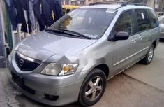 Well maintained Mazda MPV 2002 for sale