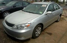 Toyota Camry 2002 Petrol Automatic Grey/Silver