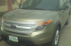 2012 Ford Explorer Automatic Petrol well maintained for sale