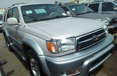 Toyota 4-Runner 2000 Petrol Automatic Grey/Silver