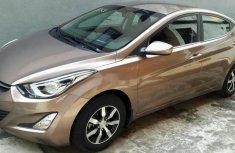 Hyundai Elantra 2015 ₦4,900,000 for sale