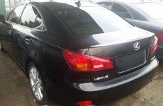 Almost brand new Lexus IS Petrol 2009