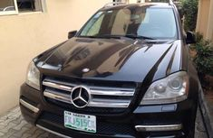 Mercedes-Benz GL450 2012 Automatic Petrol ₦7,700,000 for sale