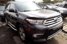 Toyota Highlander 2013 Automatic Petrol ₦10,000,000
