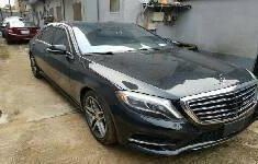 2015 Mercedes-Benz S550 Petrol Automatic for sale