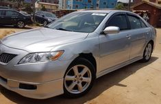 Toyota Camry 2007 Petrol Automatic Grey/Silver for sale
