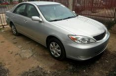 2002 Toyota Camry Automatic Petrol well maintained for sale