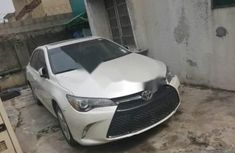 2016 Toyota Camry in good condition for sale