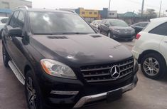 2015 Mercedes-Benz ML350 Automatic Petrol well maintained