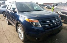 Ford Explorer 2013 Automatic Petrol ₦9,800,000 for sale