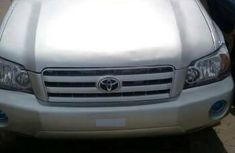 Almost brand new Toyota Highlander Petrol 2007 for sale