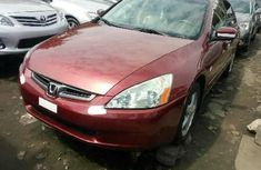 Honda Accord 2003 Automatic Petrol ₦1,750,000 for sale