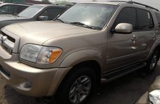Toyota Sequoia 2005 Automatic Petrol ₦3,950,000 for sale