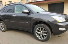 Lexus RX 2009 Petrol Automatic Grey/Silver for sale