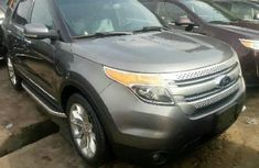 Ford Explorer 2012 Petrol Automatic Grey/Silver for sale