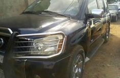 2008 Nissan Armada Automatic Petrol well maintained for sale