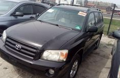 2006 Toyota Highlander Electric Automatic for sale