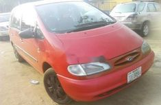 2000 Ford Galaxy Petrol Manual for sale