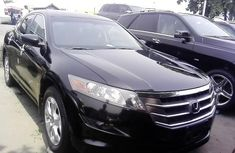 Honda Accord CrossTour 2010 Petrol Automatic Black