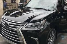 2017 Lexus LX for sale in Lagos