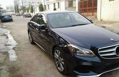 Mercedes-Benz E350 2016 Automatic Petrol ₦19,000,000 for sale