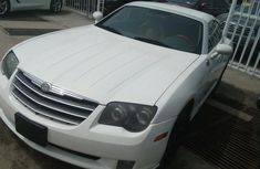 2004 Chrysler Crossfire Automatic Petrol well maintained for sale
