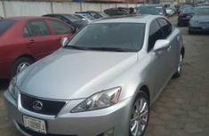 Almost brand new Lexus IS Petrol 2007 for sale